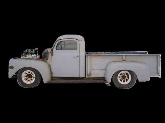 1949 Ford F150 Regular Cab
