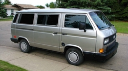 TheSVEs 1990 Volkswagen Vanagon