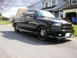pmac41289s 2001 Chevrolet S10 Regular Cab