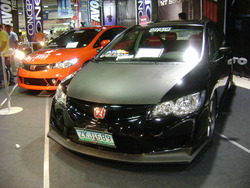 derickm8ms 2007 Honda Civic