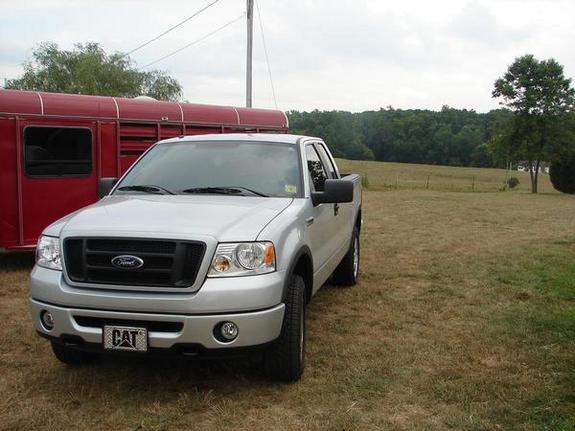 TrippinNC's 2007 Ford F150 Regular Cab
