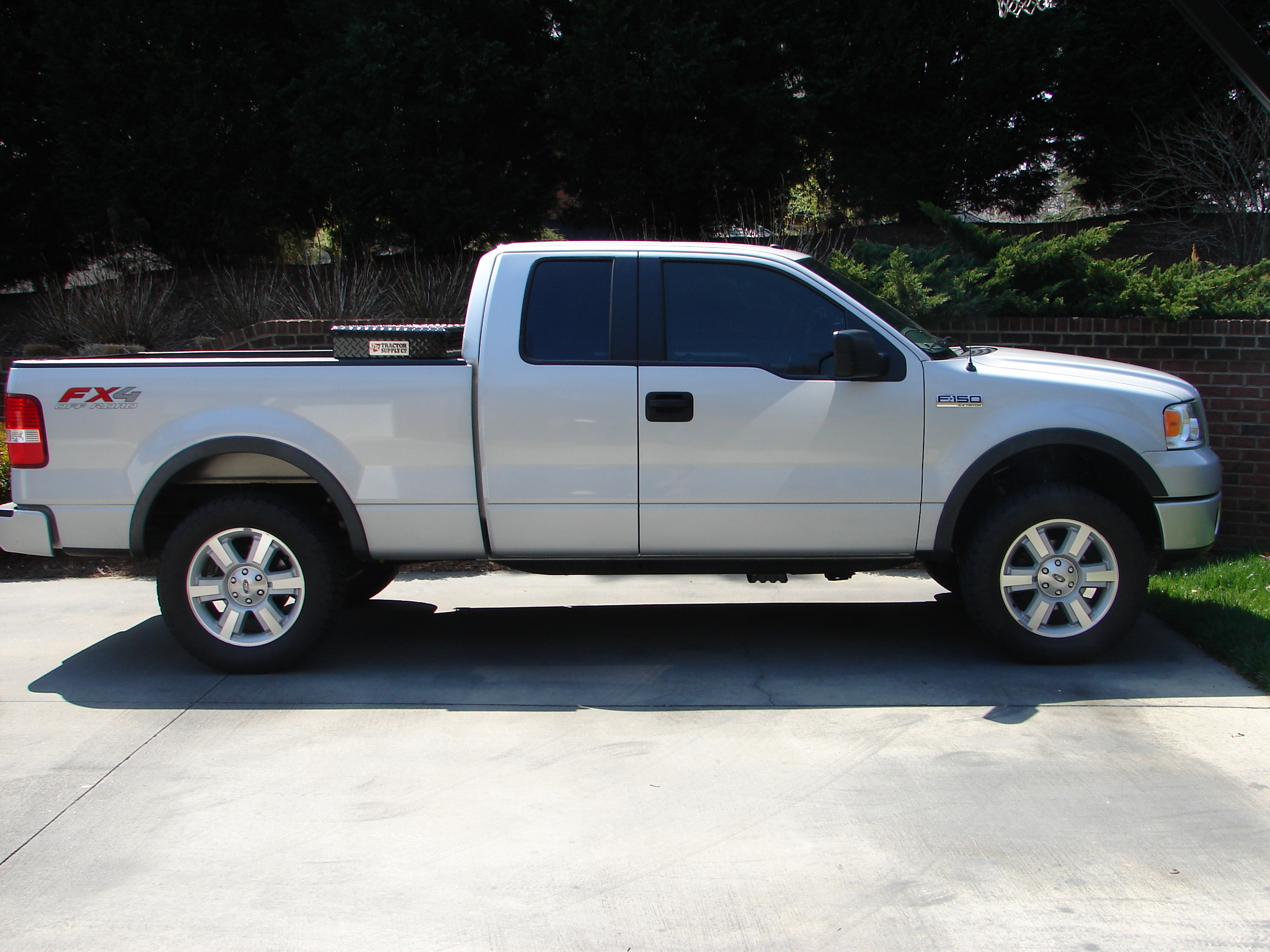 TrippinNC 2007 Ford F150 Regular Cab 11694124