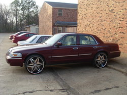Russellroddy 2007 Mercury Grand Marquis