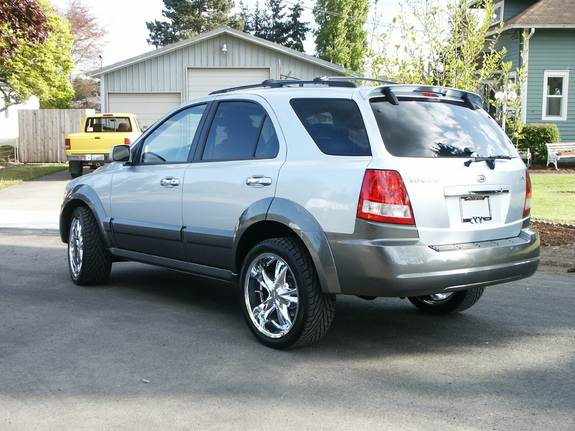 Grn04hemigtx 2005 Kia Sorento Specs Photos Modification
