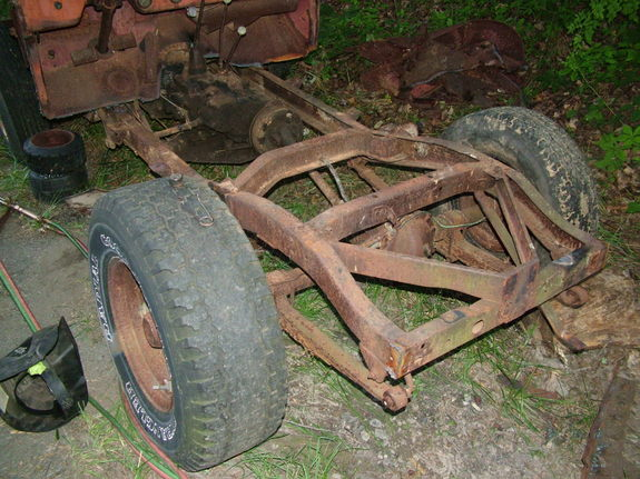 Another Willyscrazy77 1950 Willys CJ post... - 11696972