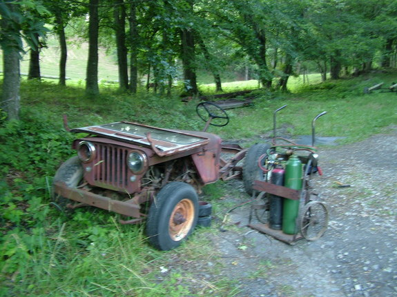 Another Willyscrazy77 1950 Willys CJ post... - 11696979