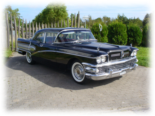 1958 Buick Special Deluxe