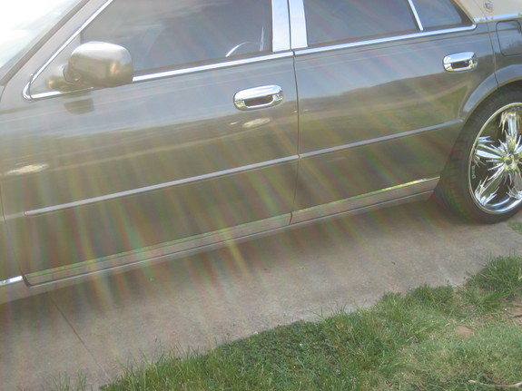 Another cadillac_on_dubs 2003 Cadillac Seville post... - 11696712