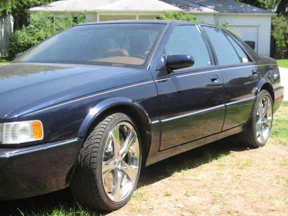 Another cadillac_on_dubs 1996 Cadillac Seville post... - 11696742