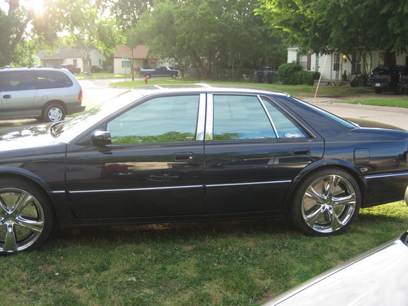 Another cadillac_on_dubs 1996 Cadillac Seville post... - 11696744