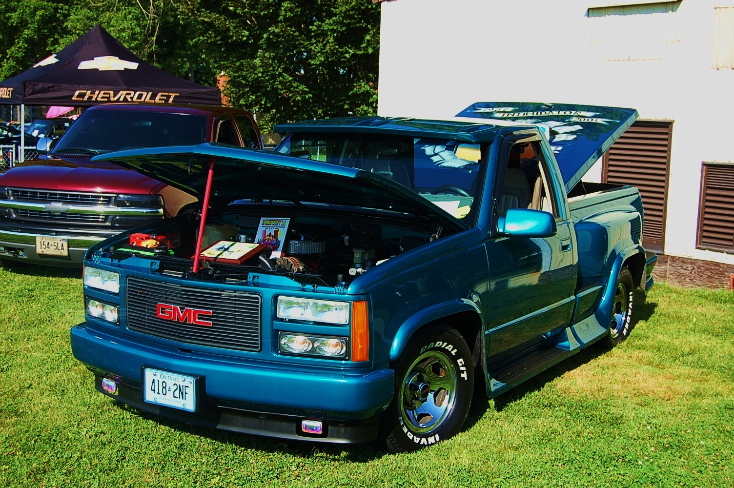 mcdude93's 1993 GMC 1500 Regular Cab