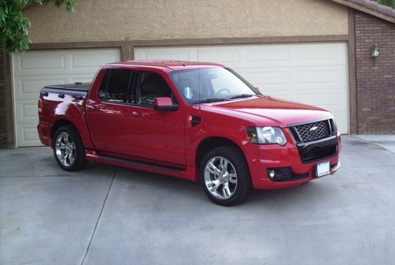 minidemon 2008 ford explorer sport trac specs photos modification info at cardomain. Black Bedroom Furniture Sets. Home Design Ideas