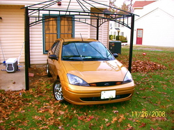 FocusFanatic804s 2001 Ford Focus