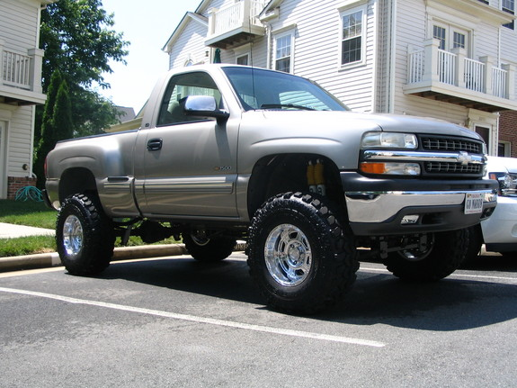 rustygrimes 1999 chevrolet silverado 1500 regular cab specs photos modification info at cardomain. Black Bedroom Furniture Sets. Home Design Ideas