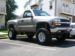 RustyGrimess 1999 Chevrolet Silverado 1500 Regular Cab