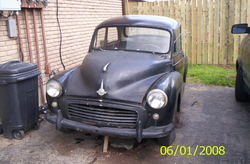 soon_to_b_pimpin 1958 Morris Mini Minor