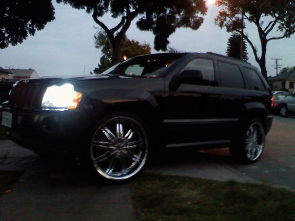 mxnecko 2006 jeep grand cherokee specs photos. Black Bedroom Furniture Sets. Home Design Ideas