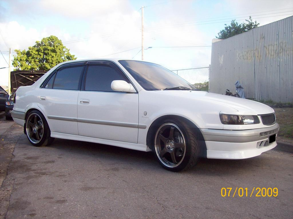 Another since1980 1996 Toyota Corolla post... - 12105588