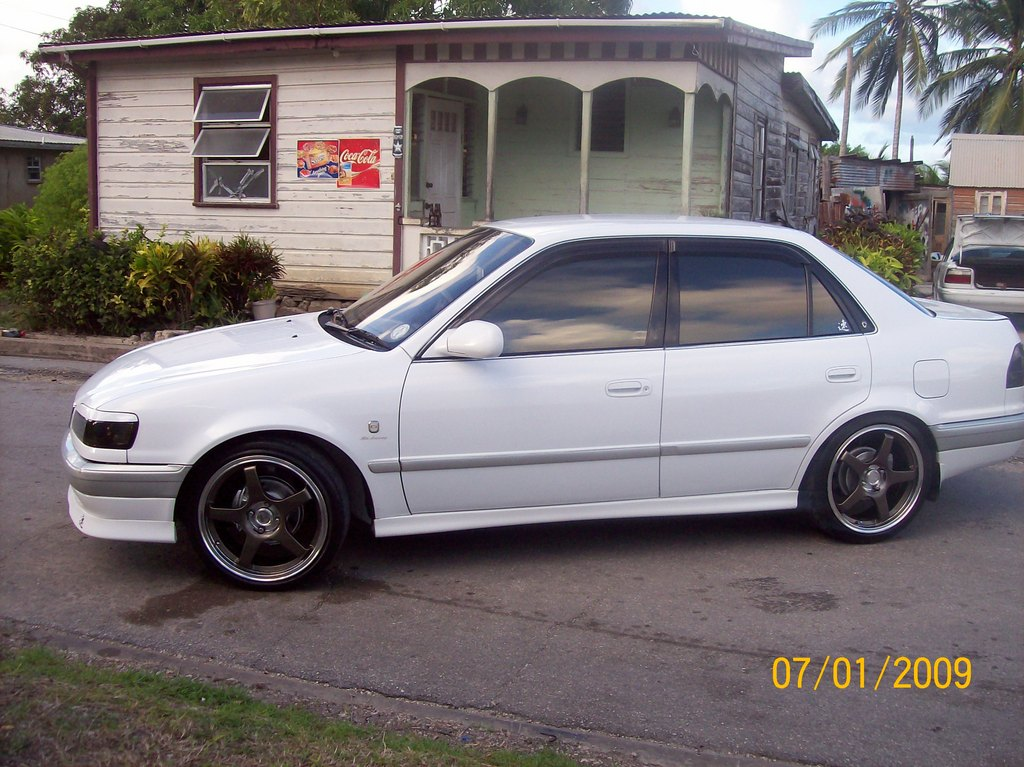Another since1980 1996 Toyota Corolla post... - 12105590