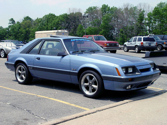 Wrb11770 S 1986 Ford Mustang In Livonia Mi