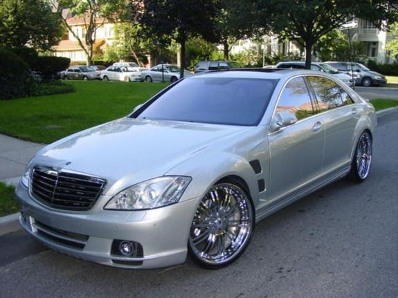 Another talio 2007 Mercedes-Benz S-Class post... - 9442407