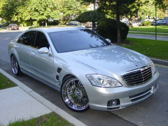 Another talio 2007 Mercedes-Benz S-Class post... - 9442408