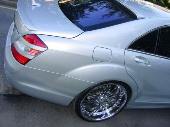 Another talio 2007 Mercedes-Benz S-Class post... - 9442417