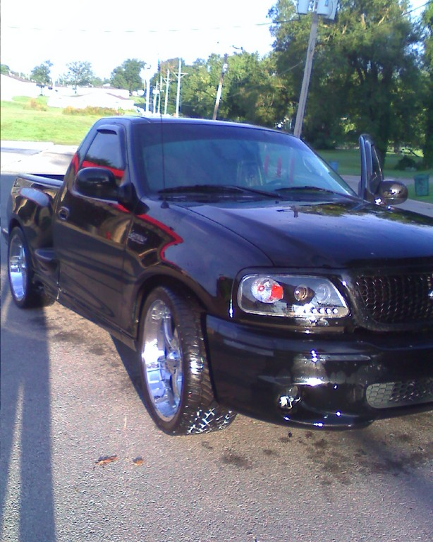 MikeSelee 2000 Ford F150 Regular Cab Specs Photos Modification