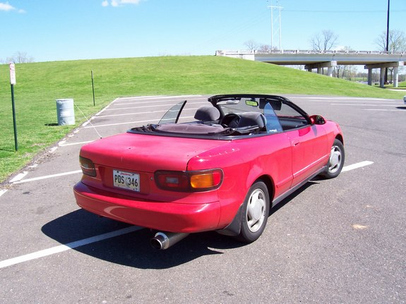 Another tonystyle-27 1991 Toyota Celica post... - 13571754