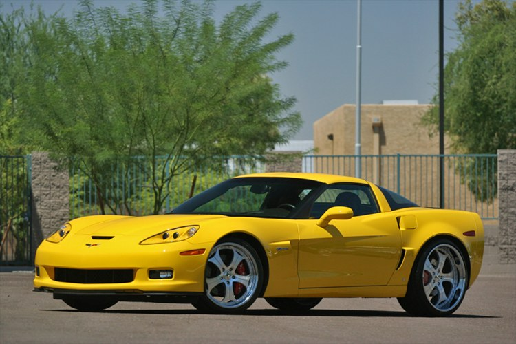 Another PEO-Man 2007 Chevrolet Corvette post... - 11871306