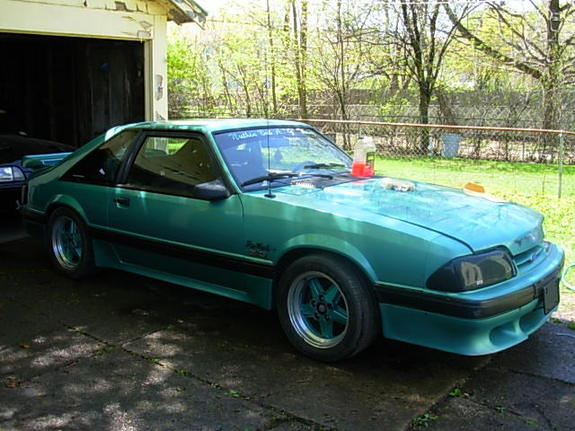 Another rmustang 1991 Ford Mustang post... - 11701036