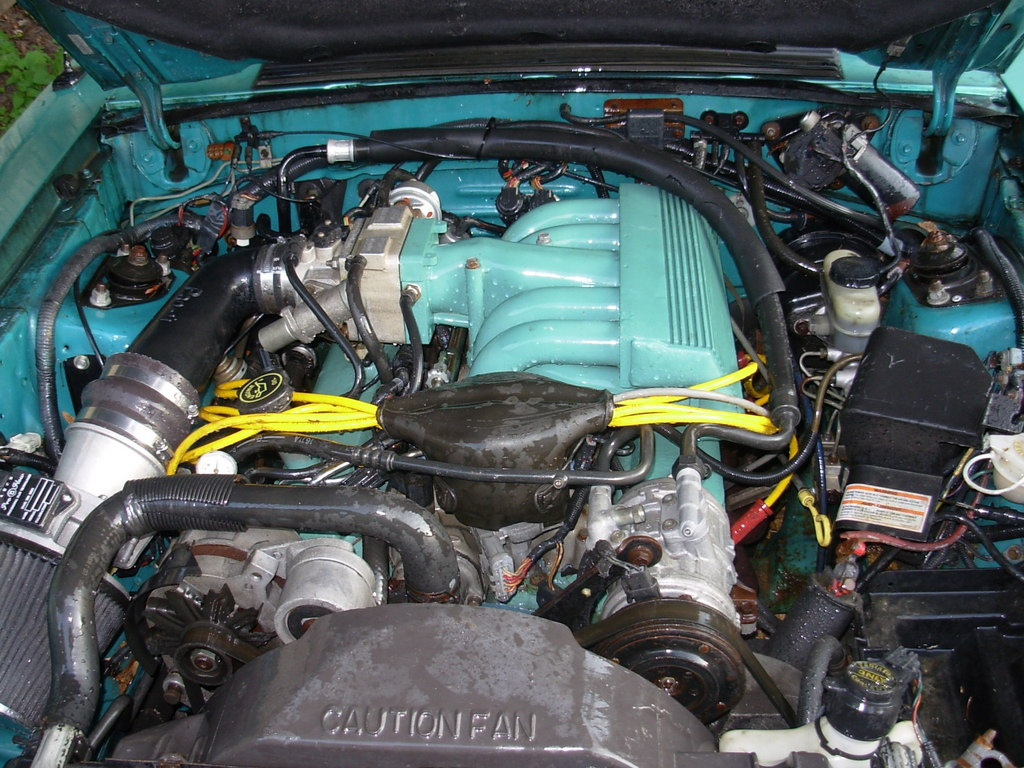 Another rmustang 1991 Ford Mustang post... - 11701037