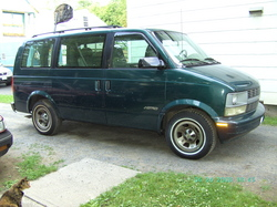 Jokcals 1997 Chevrolet Astro