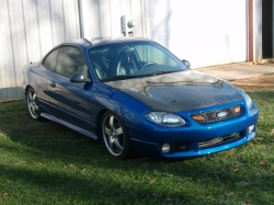 Mellowness65 1998 Ford ZX2