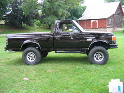 One-Bad-88s 1988 Ford F150 Regular Cab