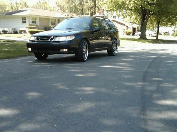 Another DATSUPASTARJOSH 2000 Saab 9-5 post... - 11787594