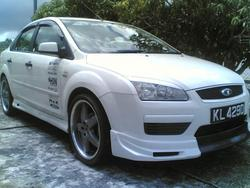 TuFoCrUiSErs 2007 Ford Focus