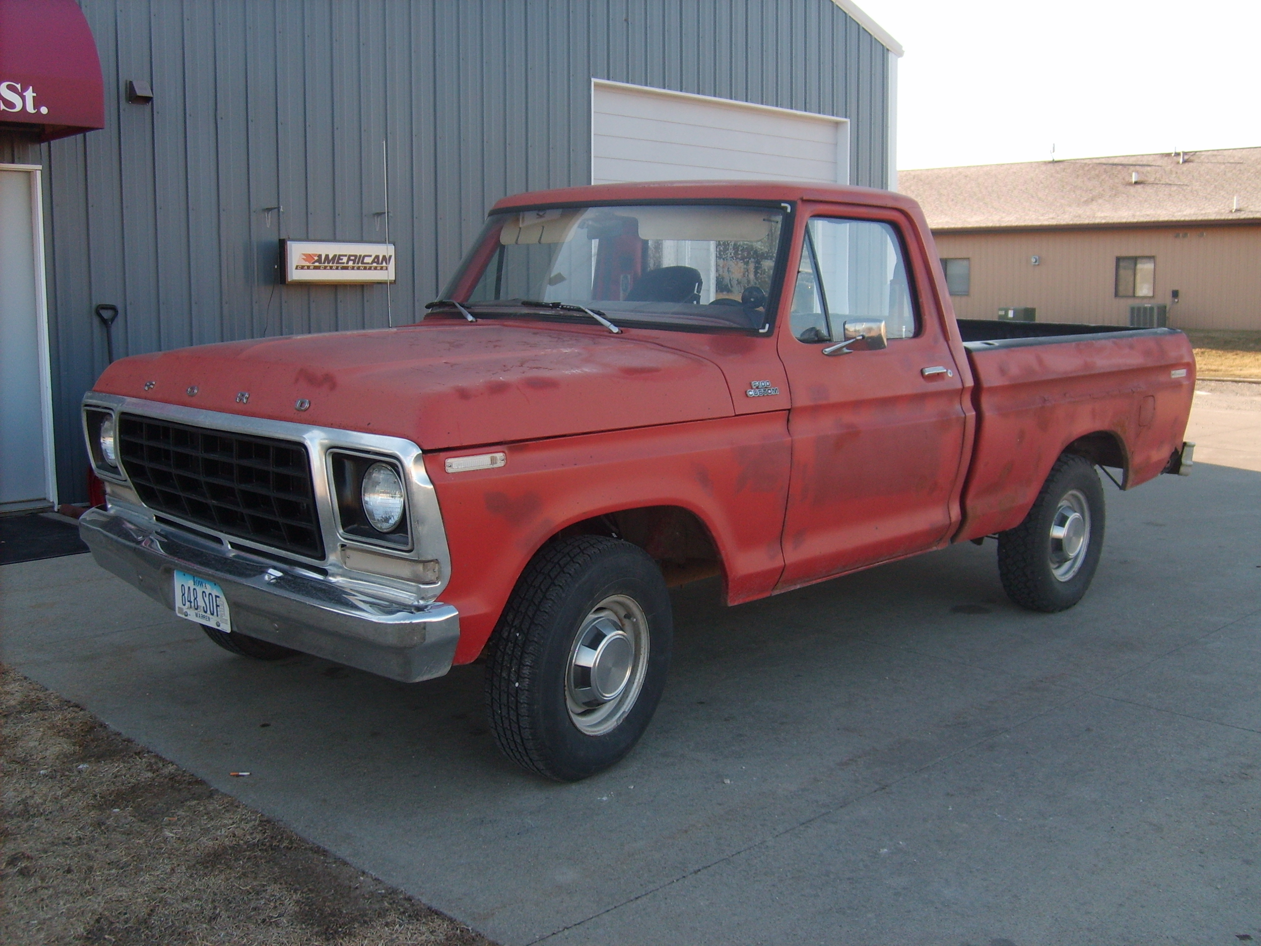 Another 96powerranger 1978 Ford F150 Regular Cab post... - 12803849