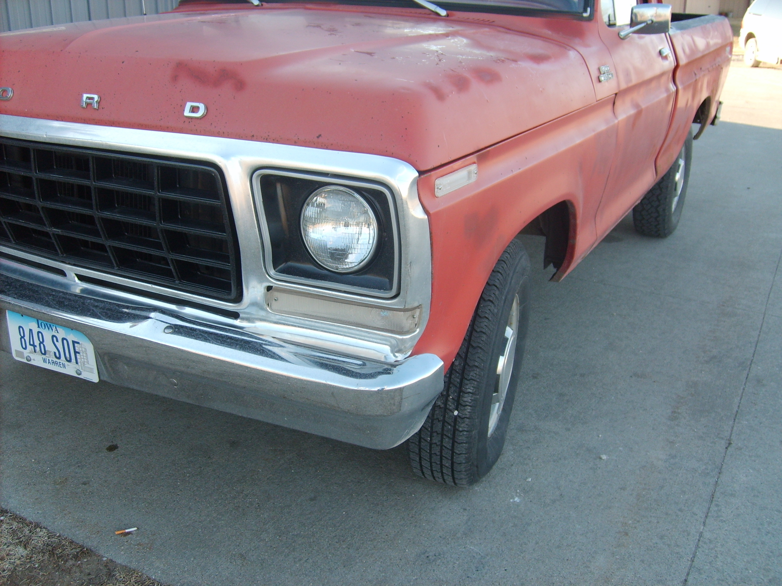 Another 96powerranger 1978 Ford F150 Regular Cab post... - 12803850