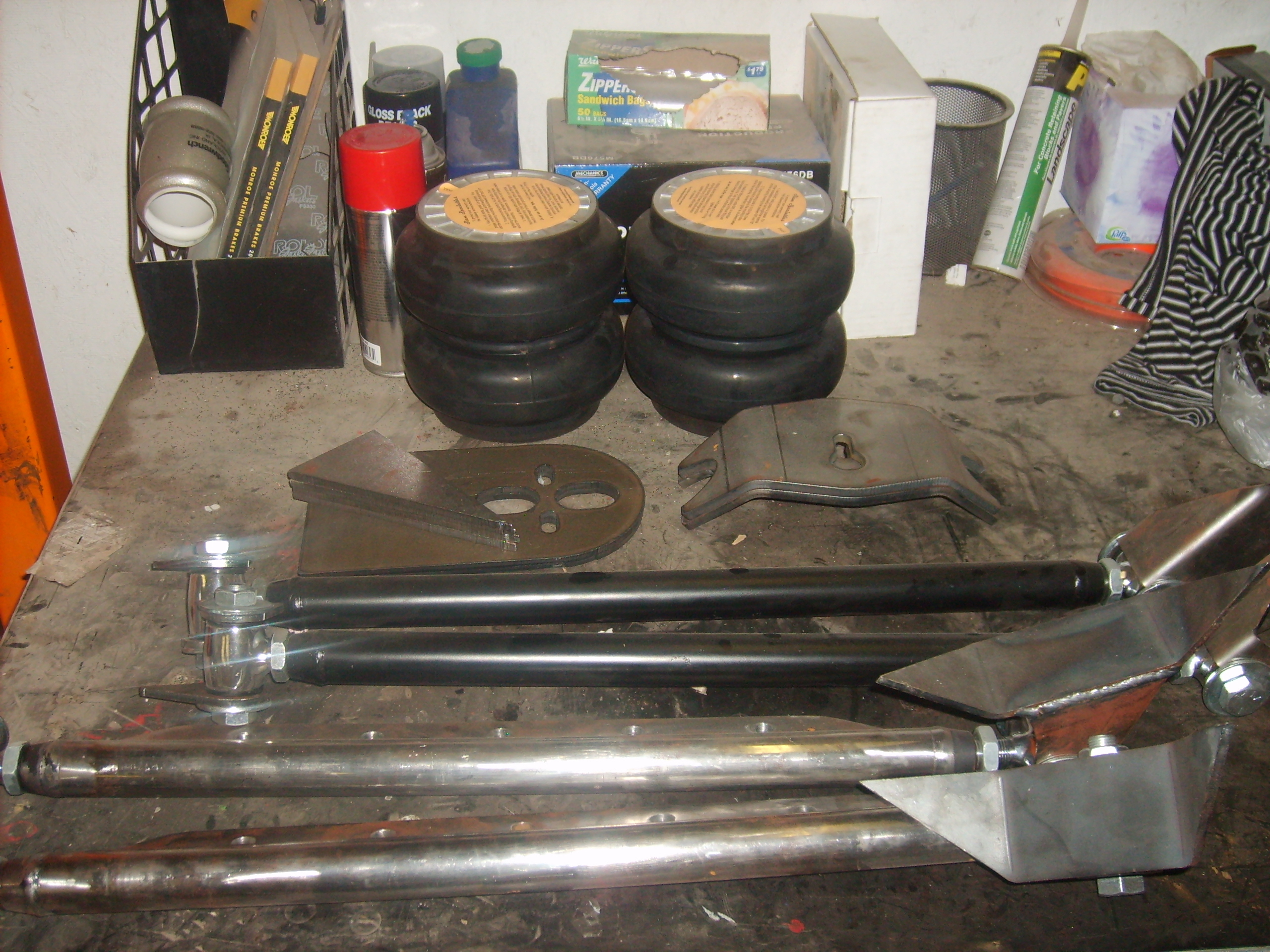 Another 96powerranger 1978 Ford F150 Regular Cab post... - 12803870