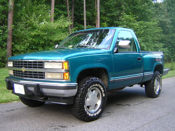 1998 Chevrolet Silverado Sale IvansChevy 1993 Chevrolet C/K Pick-Up Specs, Photos ...
