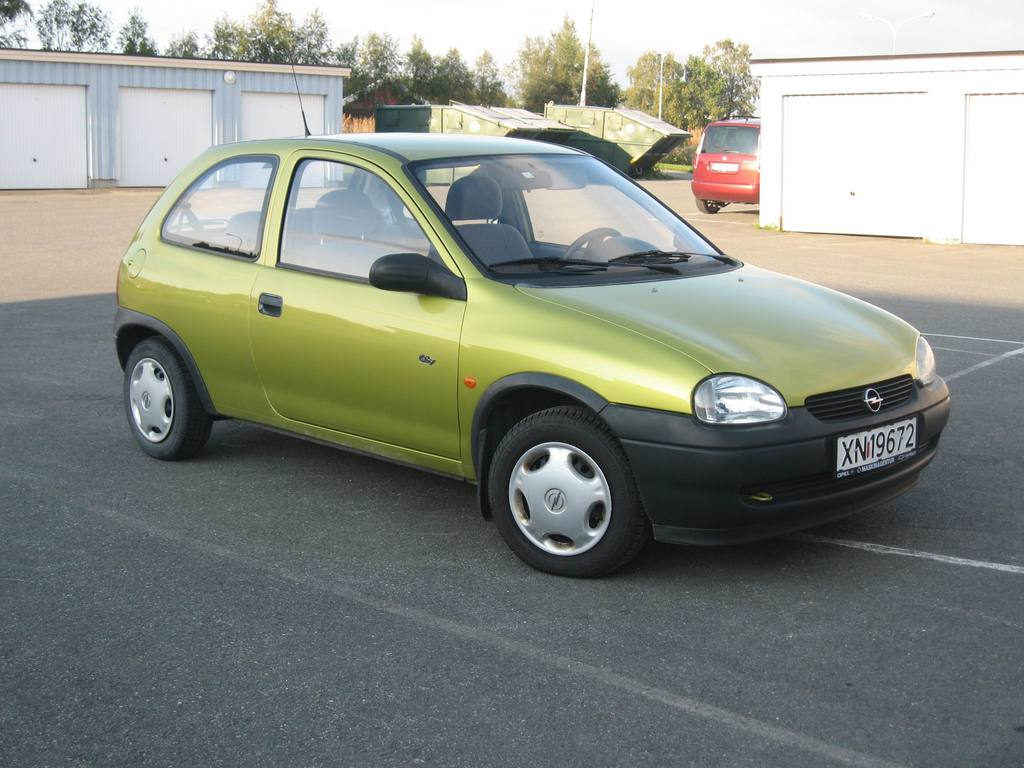 gulletmitt 1998 opel corsa specs photos modification info at cardomain. Black Bedroom Furniture Sets. Home Design Ideas