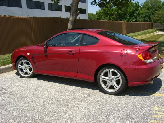 financialwizard5 39 s 2006 hyundai tiburon in owings mills md. Black Bedroom Furniture Sets. Home Design Ideas