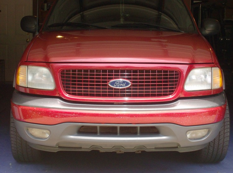 Tra4Mi 1999 Ford Expedition 11706631