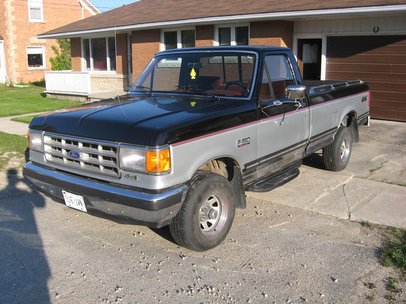 1987 Ford F150 >> foobarbigtime 1987 Ford F150 Regular Cab Specs, Photos