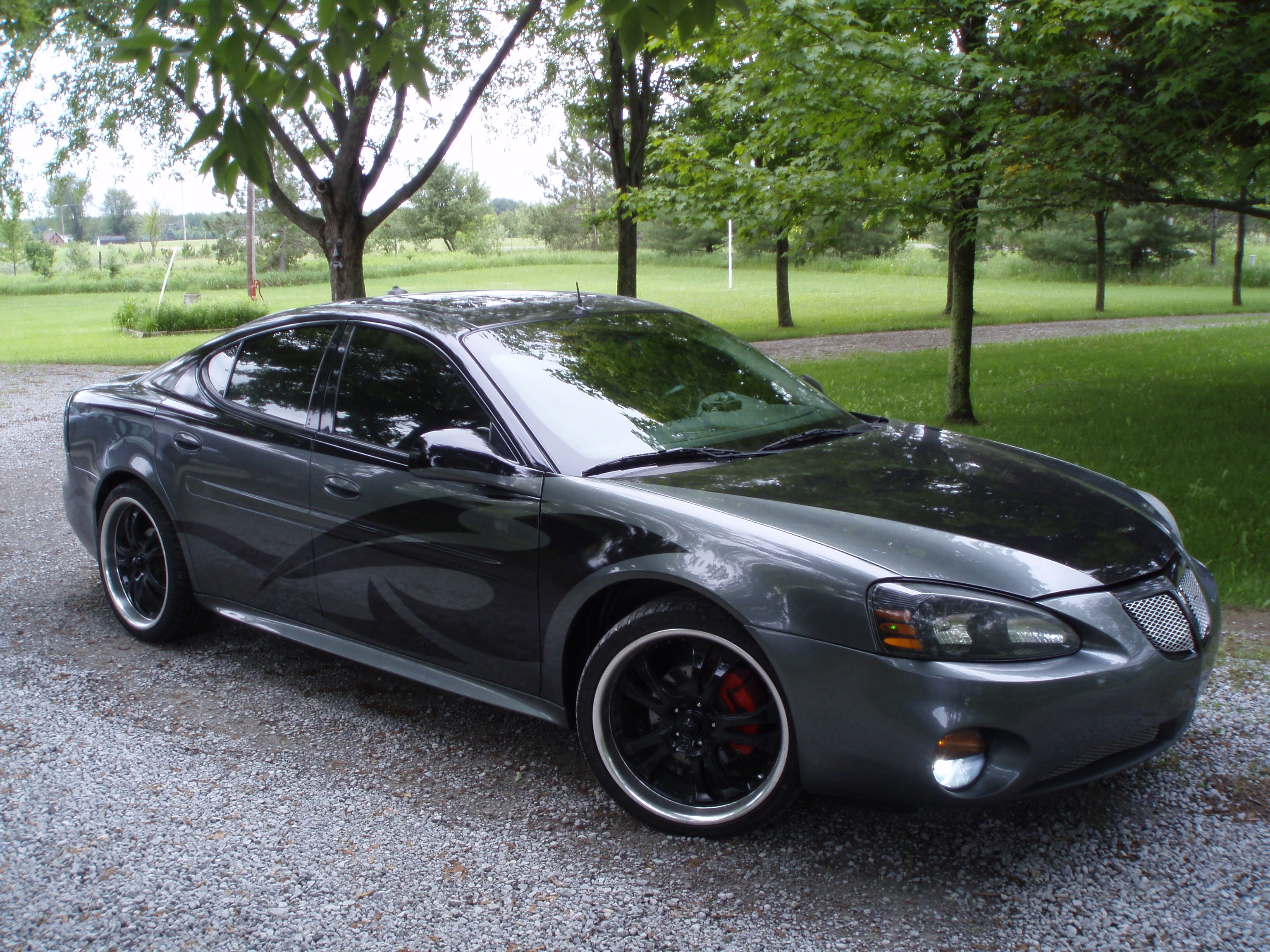 Whysohigh 2004 Pontiac Grand Prix Specs  Photos  Modification Info At Cardomain