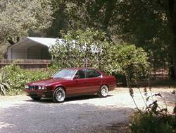 SauceyE34s 1992 BMW 5 Series