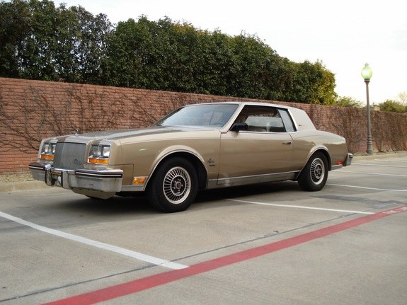 Another sosuzguy 1985 Buick Riviera post... - 11710596