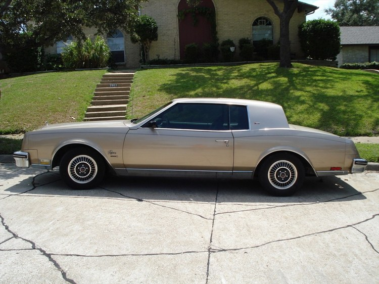 Another sosuzguy 1985 Buick Riviera post... - 11710597