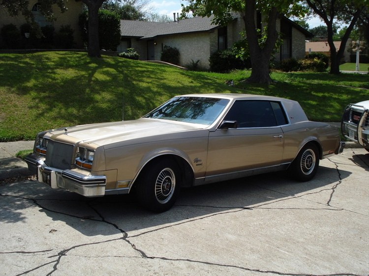 Another sosuzguy 1985 Buick Riviera post... - 11710598
